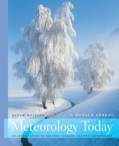 (Bundle: Meteorology Today, 9th + Premium Resource Center Printed Access Card - Meteorology + InfoTrac College Edition)