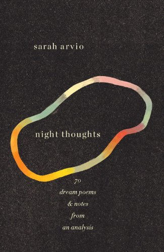 night thoughts: 70 dream poems & notes from an analysis by [Arvio, Sarah]