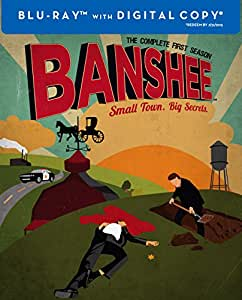Banshee: Season 1 [Blu-ray + Digital Copy]
