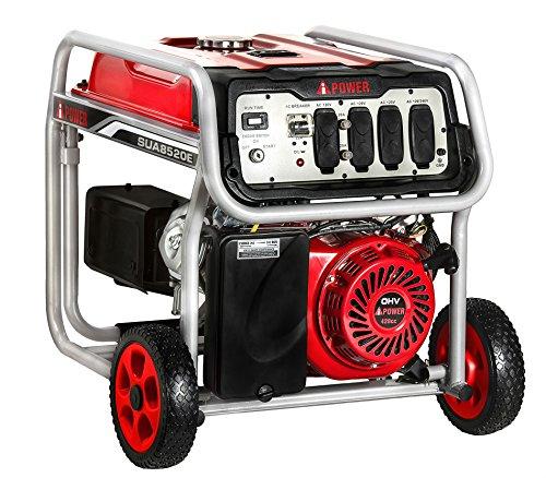 A iPower SUA8250E 8250W Gasoline Generators