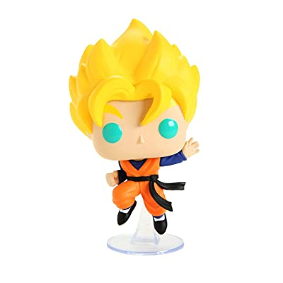 Funko POP! Animation: Dragon Ball Z - Super Saiyan Goten (Exclusive): Toys & Games