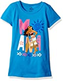 Disney Girls' Moana Short-Sleeved T-Shirt