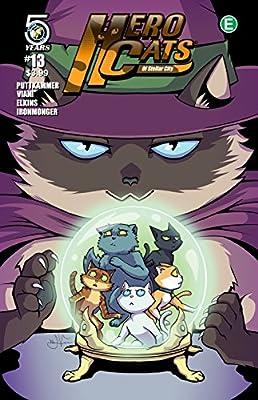 Hero Cats #13