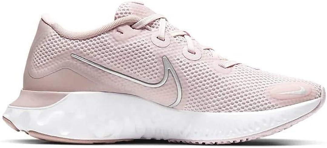 Nike Renew Run - Zapatillas de Running para Mujer, Color Rojo, tamaño 40 EU