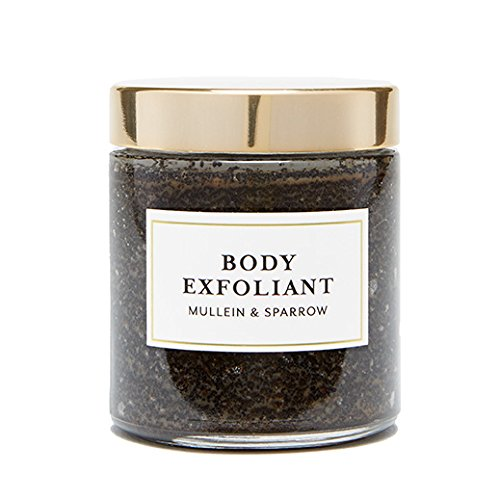Mullein-Sparrow-Coffe-Mint-Body-Exfolaint-4-oz-Organic-Shea-Butter-and-Coconut-Oil