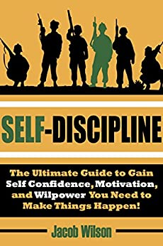 Self Discipline Confidence Motivation Willpower Techniques ebook product image