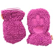 Magnificent Baby Baby-Girls Infant Smart Mittens, Raspberry, 12-18 Months