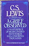 A Grief Observed, C. S. Lewis, 0553256149