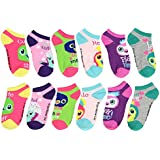 Girls Hatchimals 6 Pack Low Cut Socks (Multi)