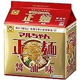 マルちゃん正麺 醤油味 5食パック