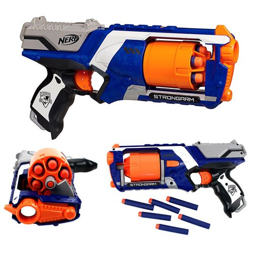 Nerf N-Strike Elite Strongarm Double Your Darts Blaster