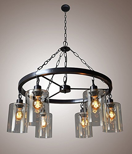 Chateau Chandelier Iron - 31