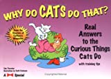 Why Do Cats Do That?, Kim Thornton, 1889540021