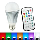 Coidak A19 12W RGB+W LED Color Changing Light - Best Reviews Guide