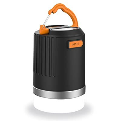 Superway Portable Ultra Bright LED Camping Lantern & 10400mAh Power Bank