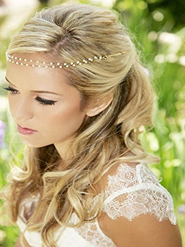 Bridalvenus Fasion Alloy Headband Jewelry