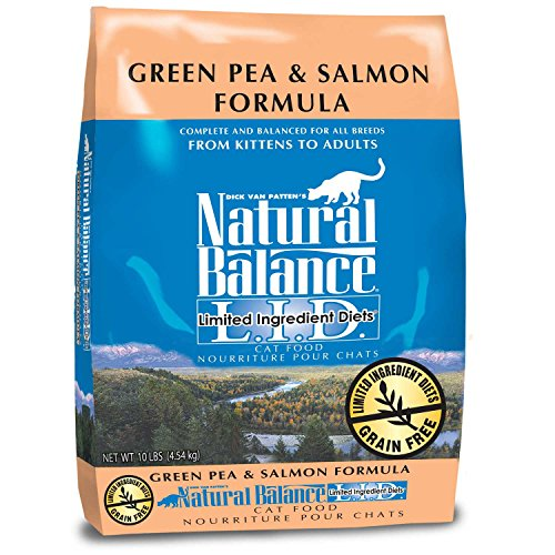Natural Balance Limited Ingredient Dry Cat Food