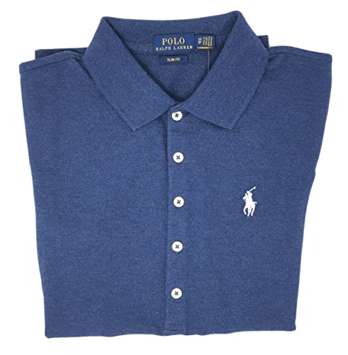 Ralph Lauren Sport Womens Interlock Polo Shirt (Small, - Sport Ralph Polo Women Lauren