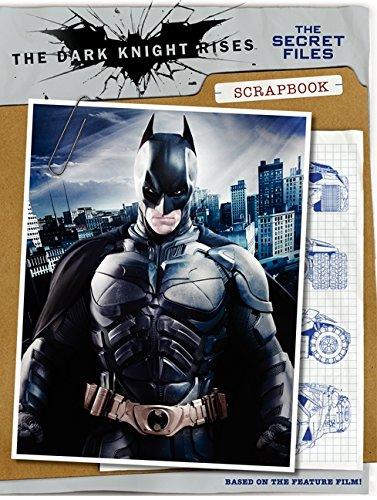 The Dark Knight Rises: The Secret Files Scrapbook ()