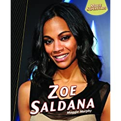 Zoe Saldana (Movie Superstars)
