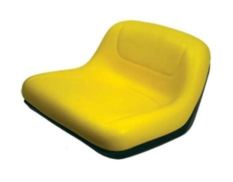 Amazon.com: gy20495 nuevo asiento para tractor John Deere ...