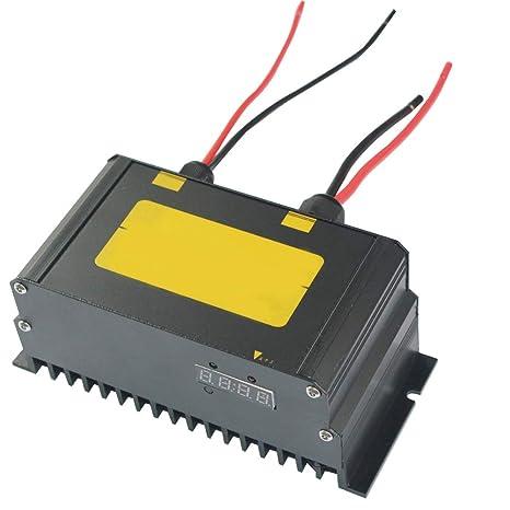 Vosarea MPPT - Cargador Solar para Coche eléctrico (48 60 72 ...