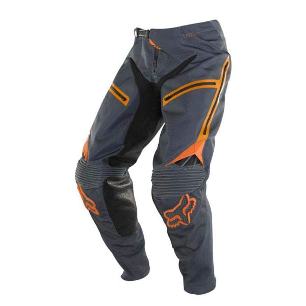 Grey//Orange Fox Racing Legion Mens Off-Road Motorcycle Pants 38 08368