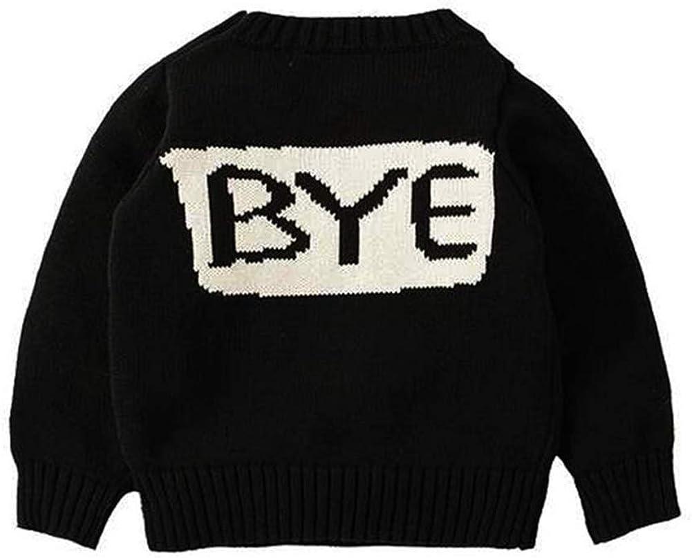 Kimjun Toddler Baby Boys Girls Jacket Kids Stripe Hooded Coat Outerwear 1-6t