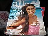 Allure Magazine (AURELIE CLAUDEL , Klutz-Proof Hair & Makeup , How Gwyneth , Ashley & Halle Get Glitzed, February 1999)