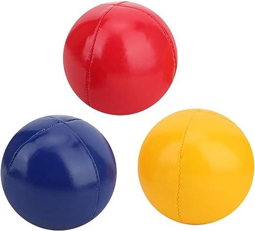 Bola de malabarismo con bolsa de red, 3 piezas Bolas de ...