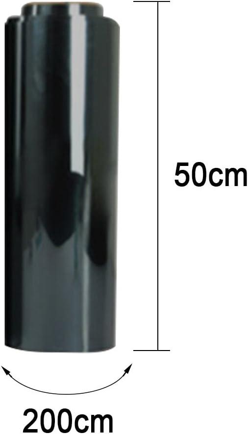 autocollants disolation solaire Film r/éfl/échissant argent/é pour fen/être de miroir contr/ôle du soleil contr/ôle du soleil 1m * 40cm Voir image