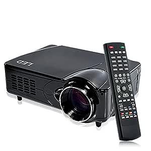 philmat HR 800 x 600 2200 lúmenes HD Home Theater proyector LED ...