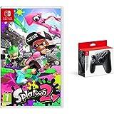 Nintendo Splatoon 2 - Nintendo Switch + Controller Pro