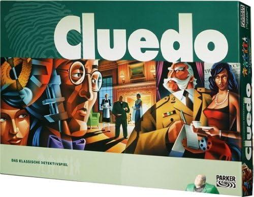 Hasbro 45100 Cluedo - Juego de mesa, de 3 a 6 jugadores [importado de Alemania]: Amazon.es: Electrónica