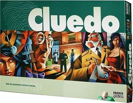Hasbro 45100 Cluedo - Juego de mesa, de 3 a 6 jugadores ...