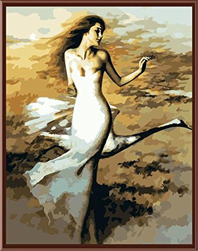 New Paint by Number Kits - Swan Dancer 16x20 inch Frameless - PBN