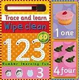 Wipe Clean 123, Helen Parker, 1846104335