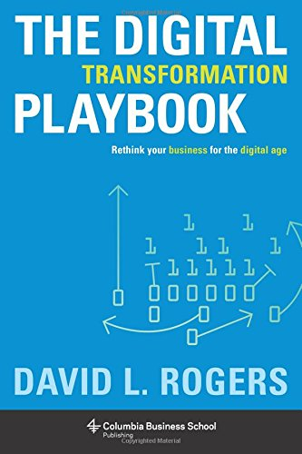 Digital Transformation Playbook Business Publishing product image