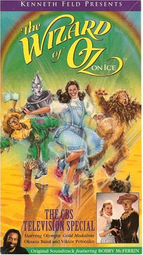 The Wizard of Oz On Ice CBS Television (Wizard Of Oz Tv)