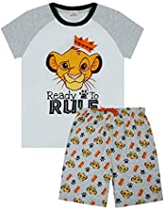 Disney Lion King Listo para gobernar Pijamas Cortos de niño