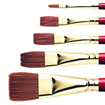 Winsor and Newton Sceptre Gold Watercolour Round Brush size 0000 by Winsor & Newton