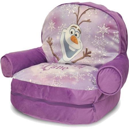 Disney Frozen Bean Bag with BONUS Slumber Bag by Disney