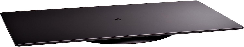 Meliconi Elite M - Plataforma giratoria para TV (360°), Negro ...