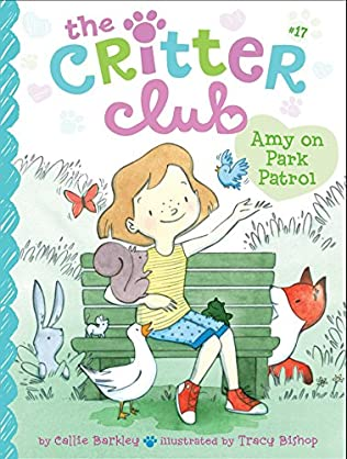 book cover of Amy on Park Patrol