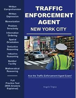 nypd traffic enforcement exam prep