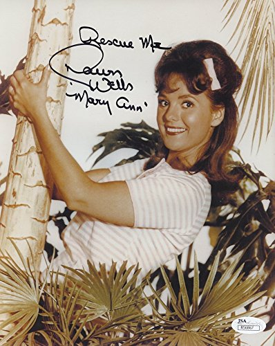 Wells Signed Photo - Dawn Wells Signed