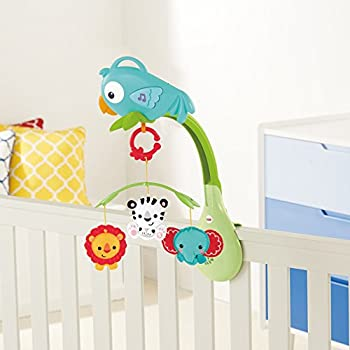Fisher-price Rainforest Friends 3-in-1 Musical Mobile 12