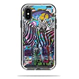 trending zebra wall decals MightySkins Skin for LifeProof Next iPhone X or XS Case - Zebra Gang | Protective, Durable, and Unique Vinyl Decal wrap Cover | Easy to Apply, Remove, and Change Styles | Made in The USA