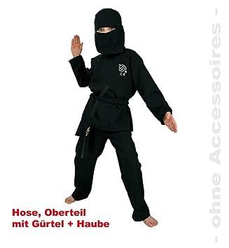 buynget Costume de Ninja 2 pièces avec cagoule et ceinture ...