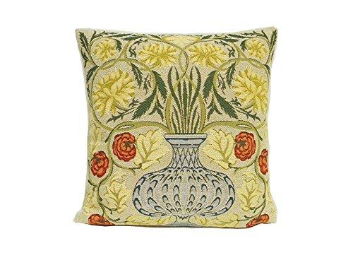 (The Rose William Morris European Cushion Cover)